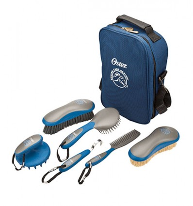 El kit de aseo para Caballos Oster®