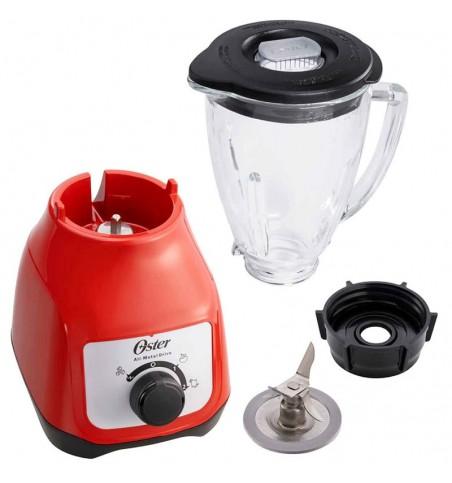 Licuadora Oster® con vaso de vidrio 550 W. Tienda oficial