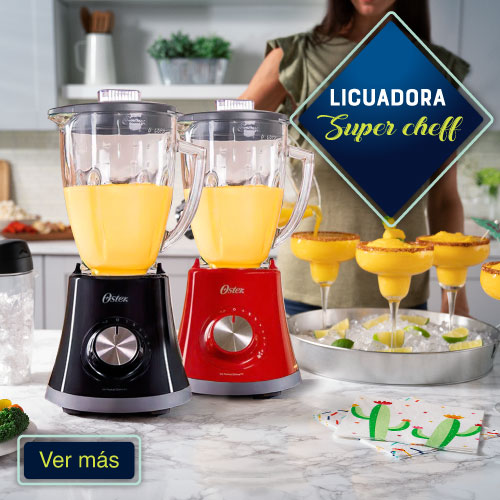 Licuadora Super Chef Oster Blender
